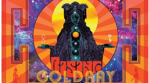 Goldray - Rising album artwork