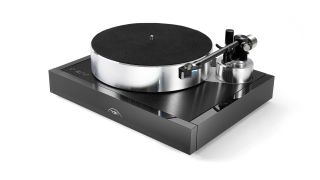 We take a look at Naim's first ever turntable