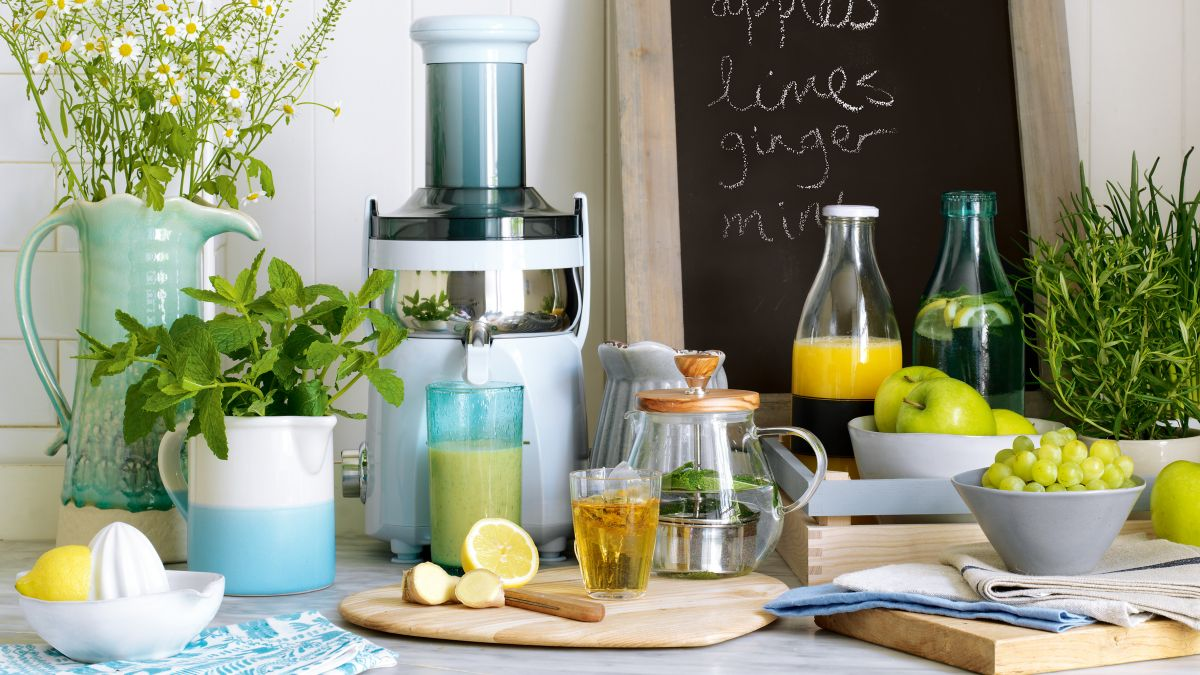 This is why you need a slow juicer in your life