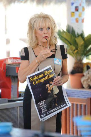 Benidorm's Sherrie Hewson: 'Acting is like sex!'