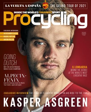Procycling's November 2021 issue