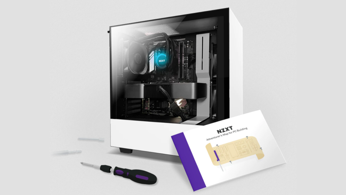 Photo of Building a Gaming PC Is Now Easier With NZXT's New BLD Kits