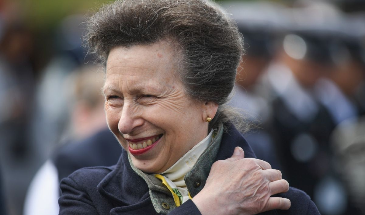 Princess Anne reunited with an old flame during Royal Ascot
