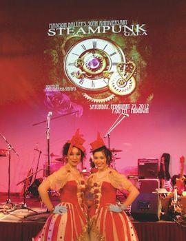 Full Compass Hosts Steampunk Gala