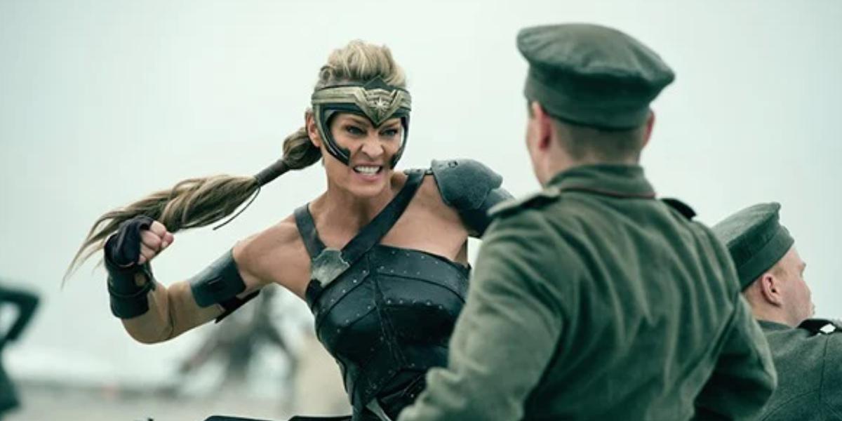 Robin Wright in Wonder Woman