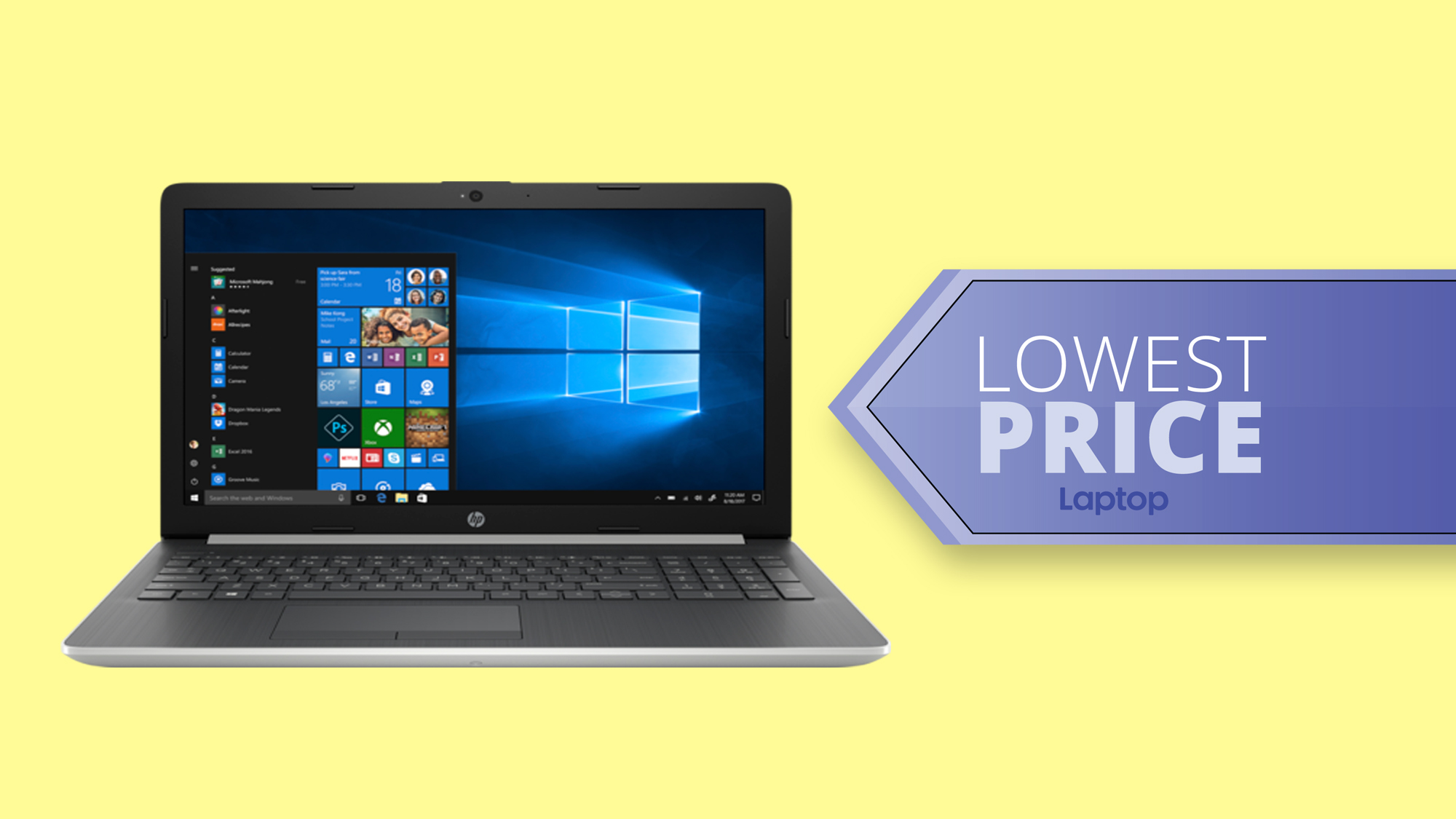 Wow Hp Is Selling A 499 Laptop With A 10th Gen Core I7 Laptop Mag