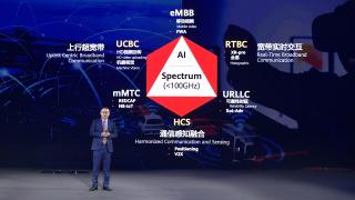 Huawei's executive director, David Wang.