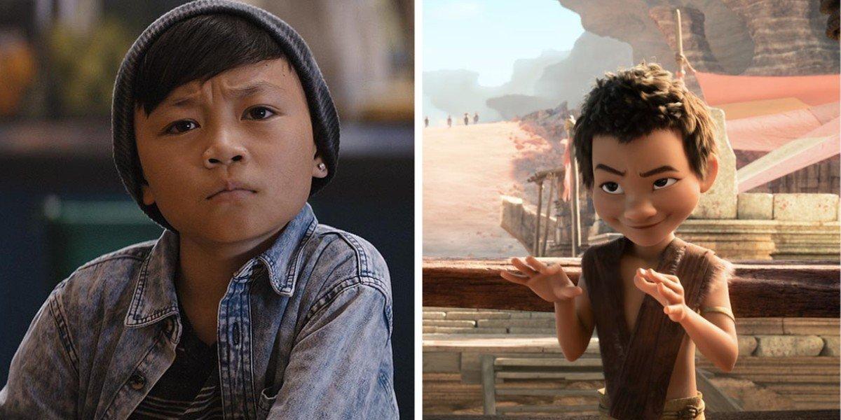 Izaac Wang - Good Boys/Boun in Raya and the Last Dragon