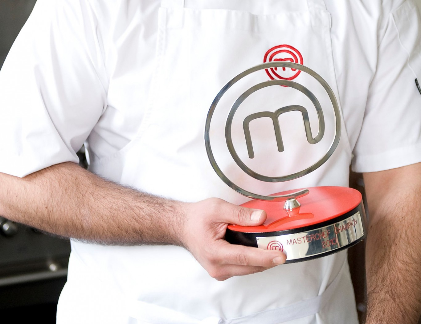 Masterchef trophy