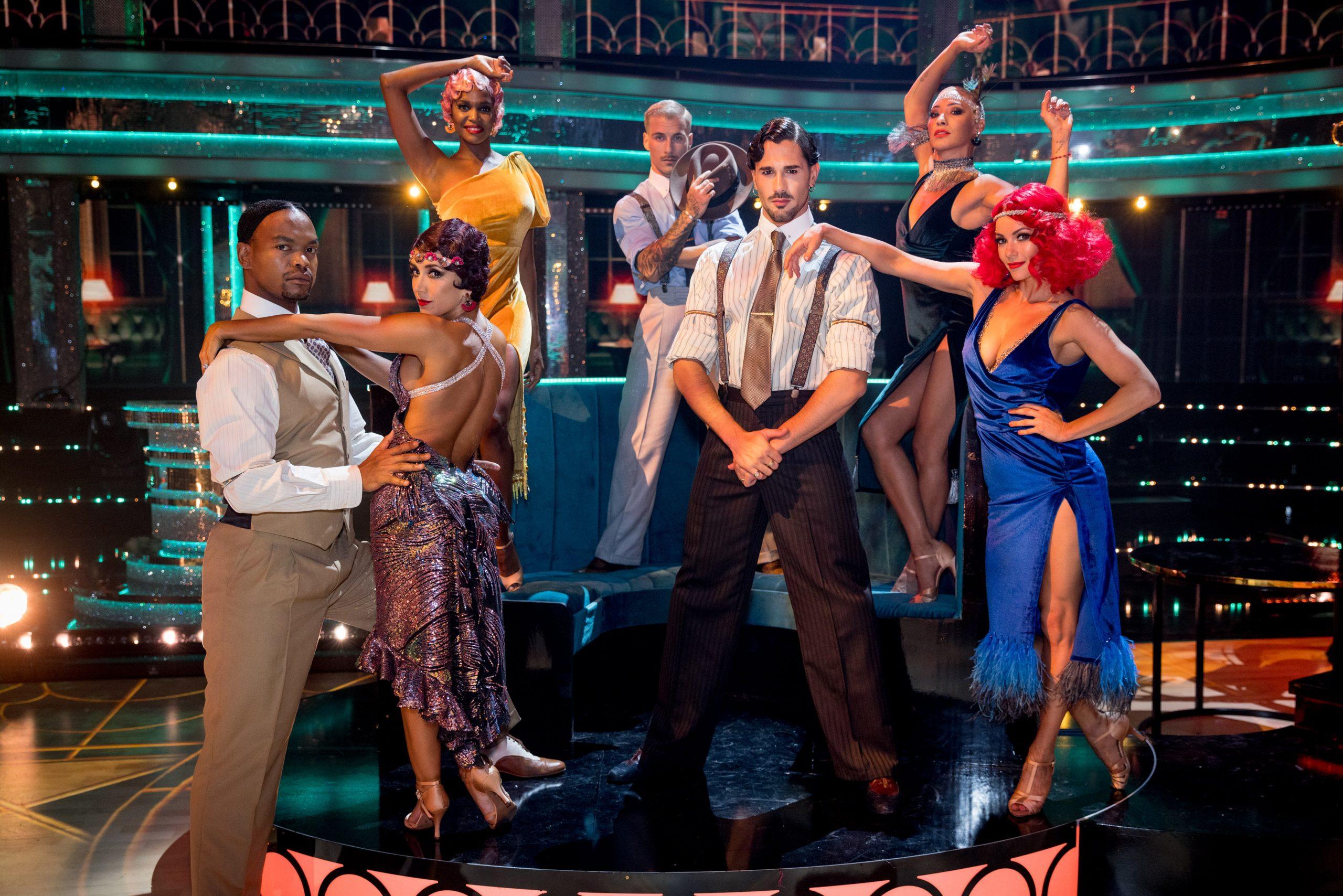 TV esta noche Strictly Come Dancing