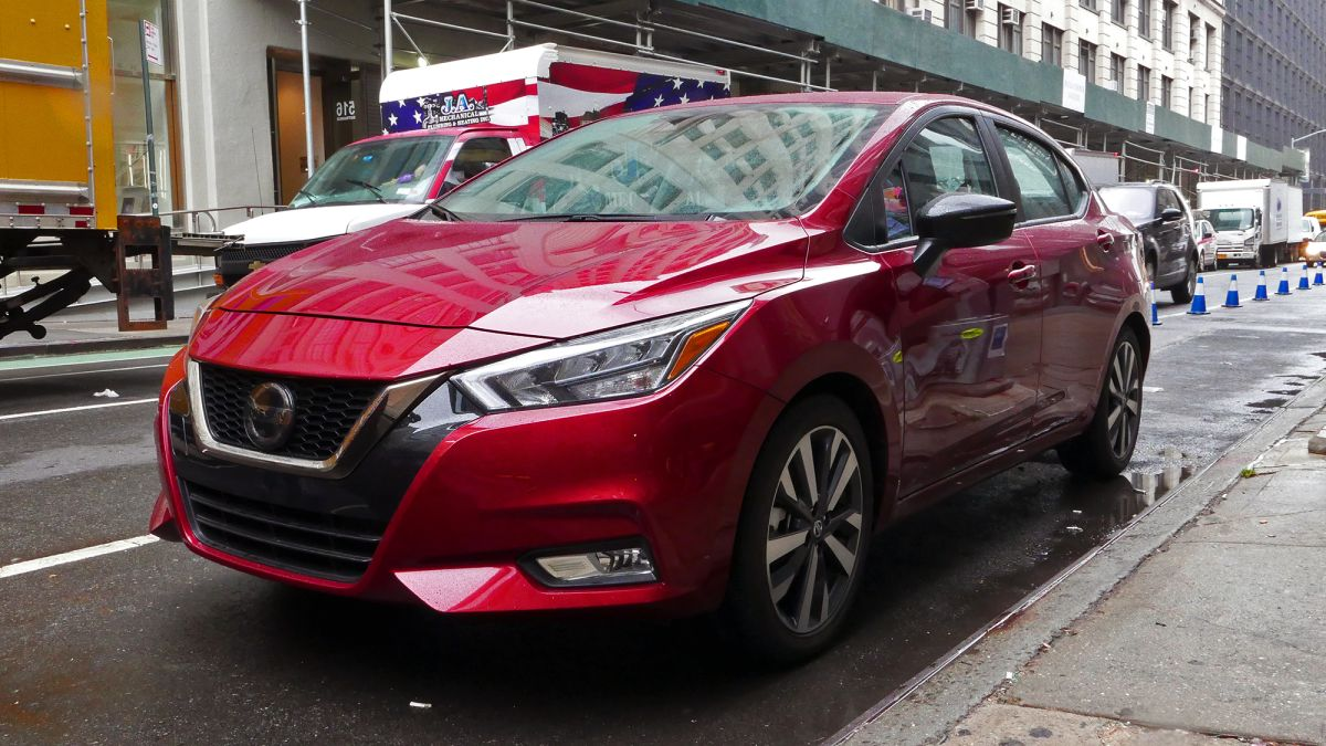 The 2020 Nissan Versa Made Me Wonder Why We Spend So Much on Cars
