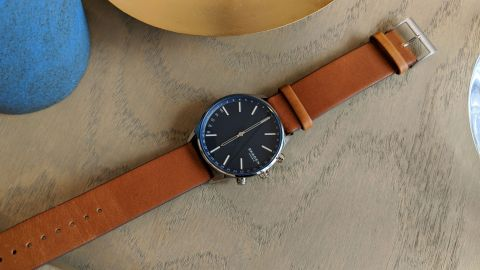 Hands On Skagen Holst Review Techradar