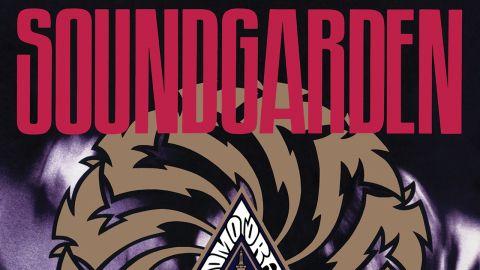 Cover art for Soundgarden's Badmotorfinger