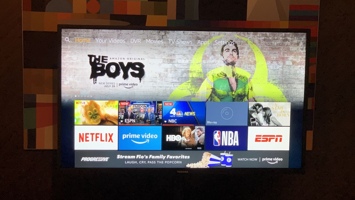 Here's the new 4K Amazon Fire TV Edition with Dolby Vision