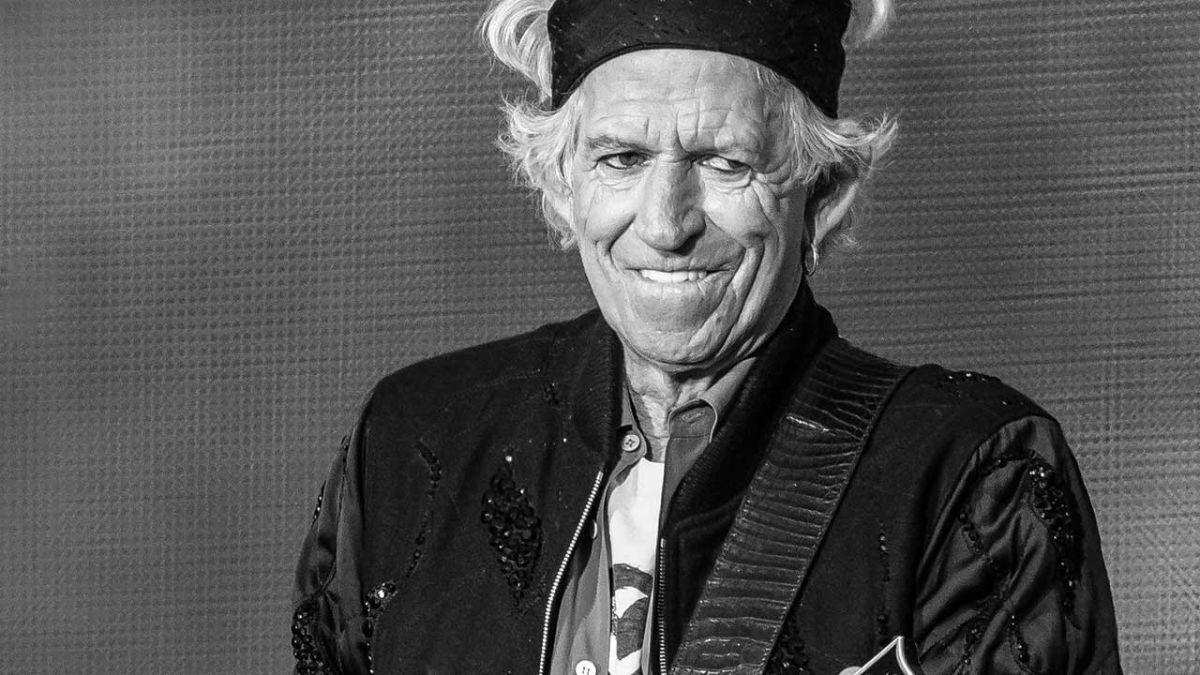 """Keith Richards: """"This thing is designed to keep us apart, and everything we want to do is be together"""""""