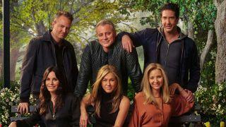 Watch Friends: The Reunion online