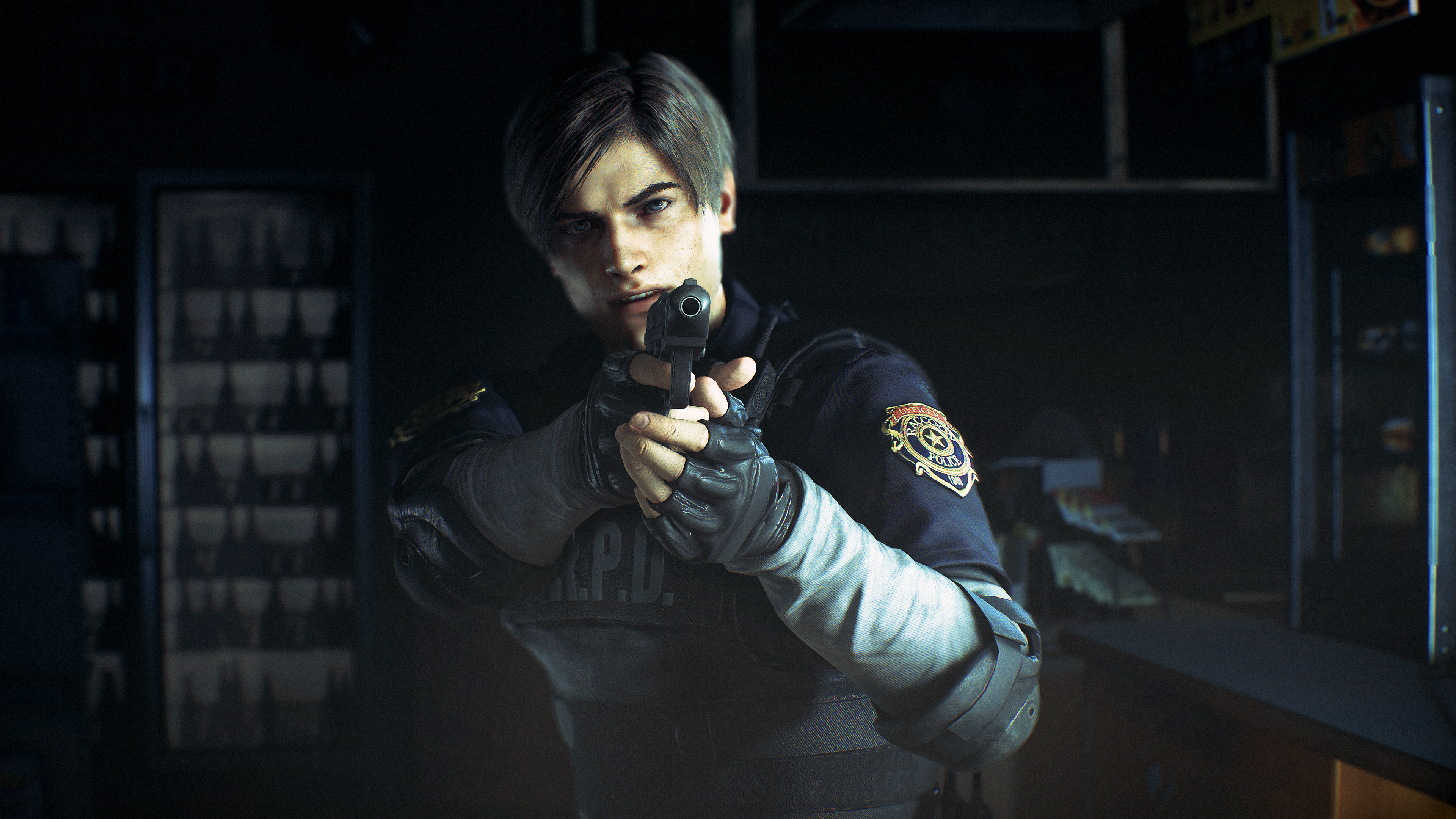 Resident Evil 2 remake devs worried about 'ridiculous' giant alligator fight | PC Gamer