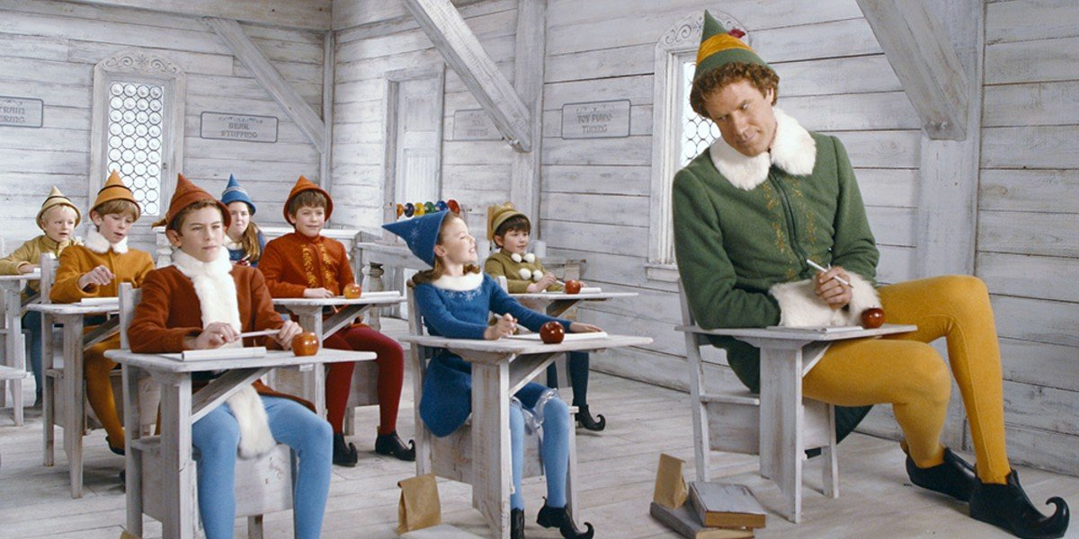 Elf: 8 Behind-The-Scenes Facts About The Classic Will Ferrell Movie