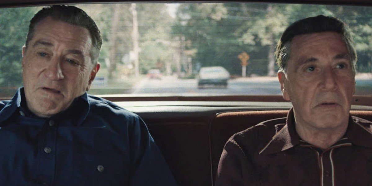 Robert De Niro, Al Pacino - The Irishman