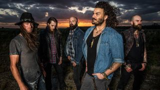 A press shot of Shaman's Harvest