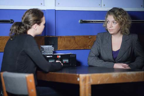 EastEnders criticised over police portrayal