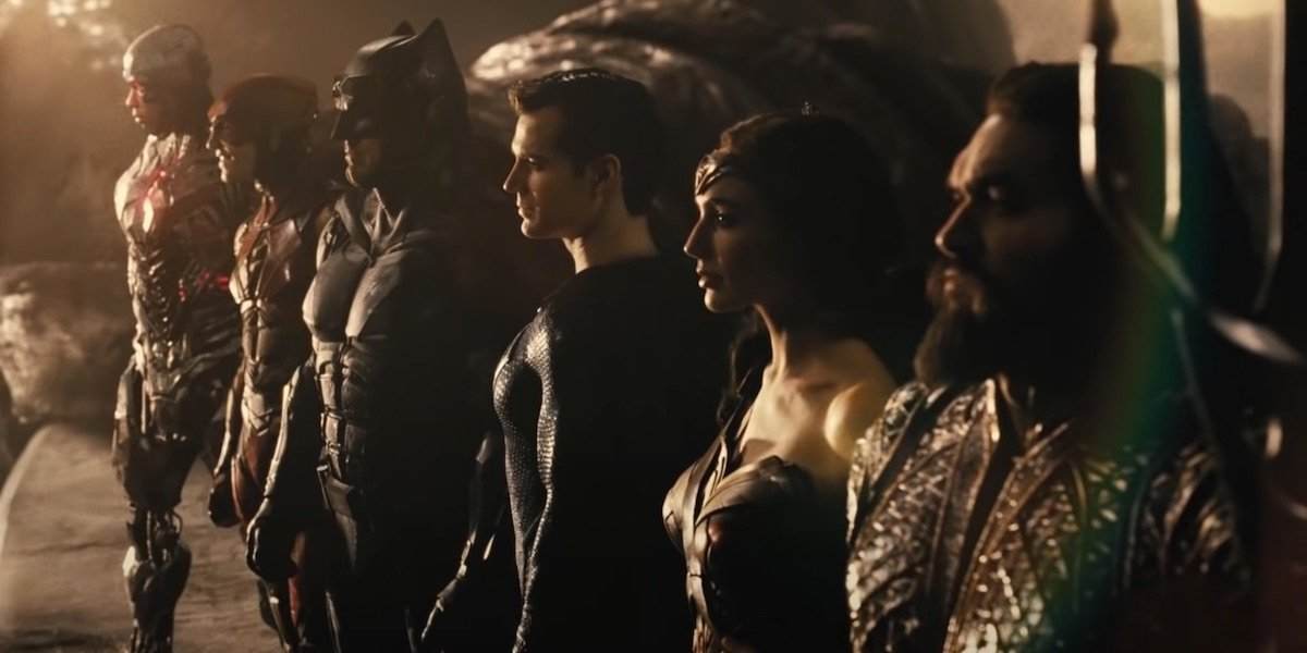 Justice League in The Snyder Cut