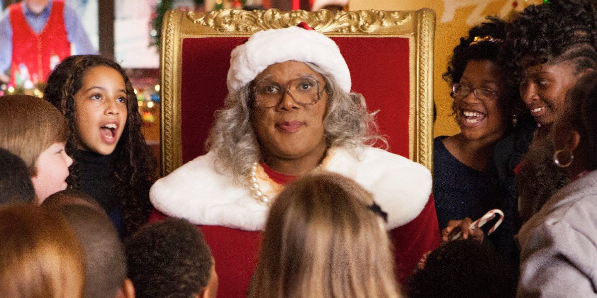 Tyler Perry in A Madea's Christmas