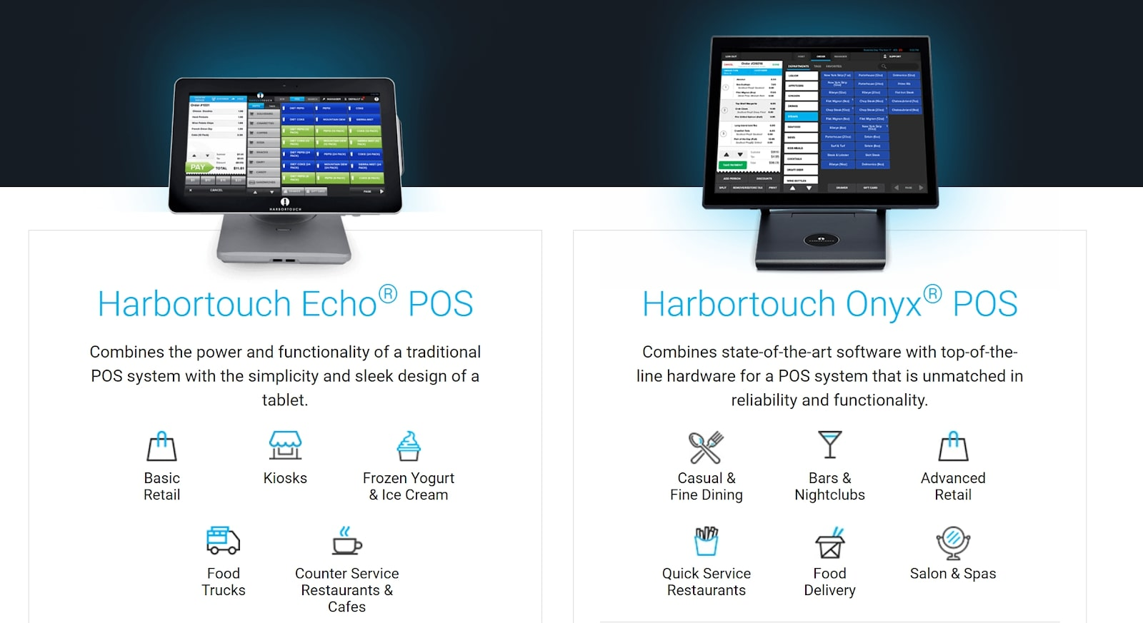 Harbortouch POS review