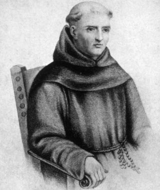 Rev. Junipero Serra.