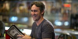 American Pickers' Mike Wolfe Is Heading To NCIS