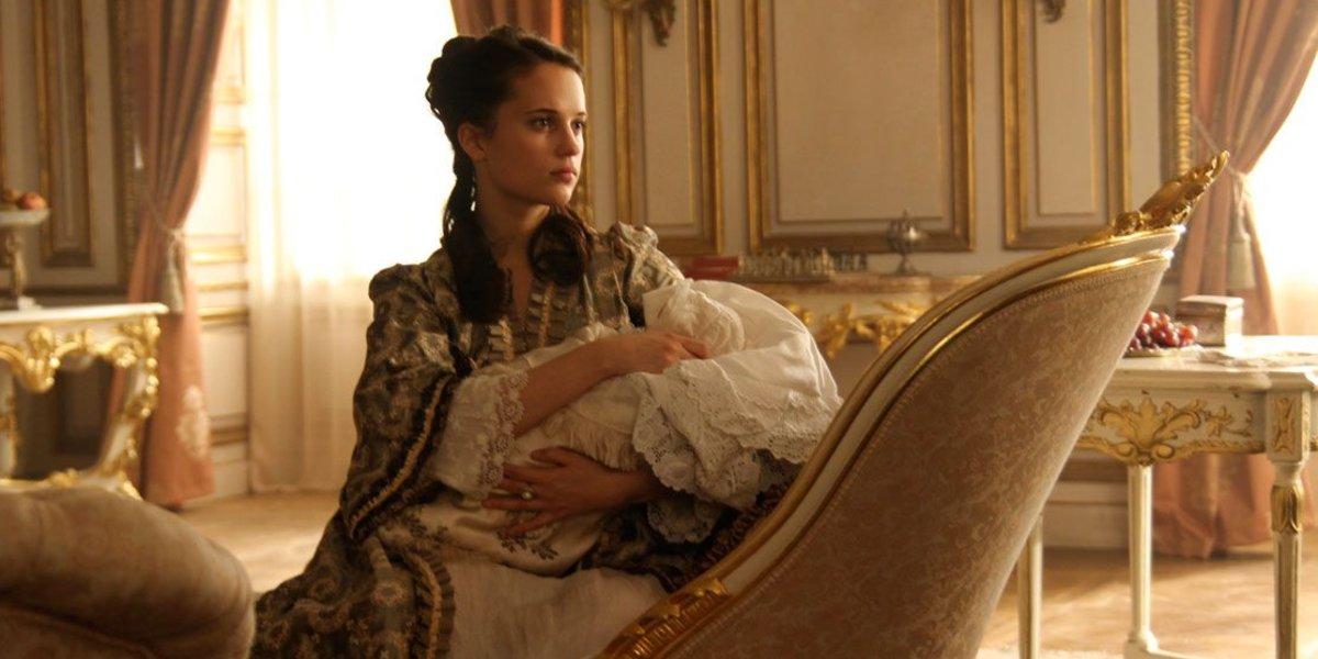 Alicia Vikander in A Royal Affair