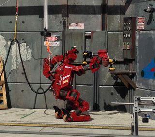Team Tartan Rescue - DARPA Robotics Challenge