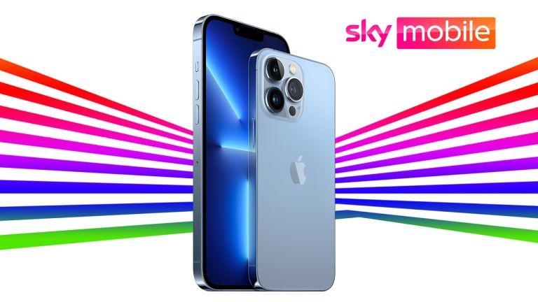 Sky Mobile iPhone 13 deals