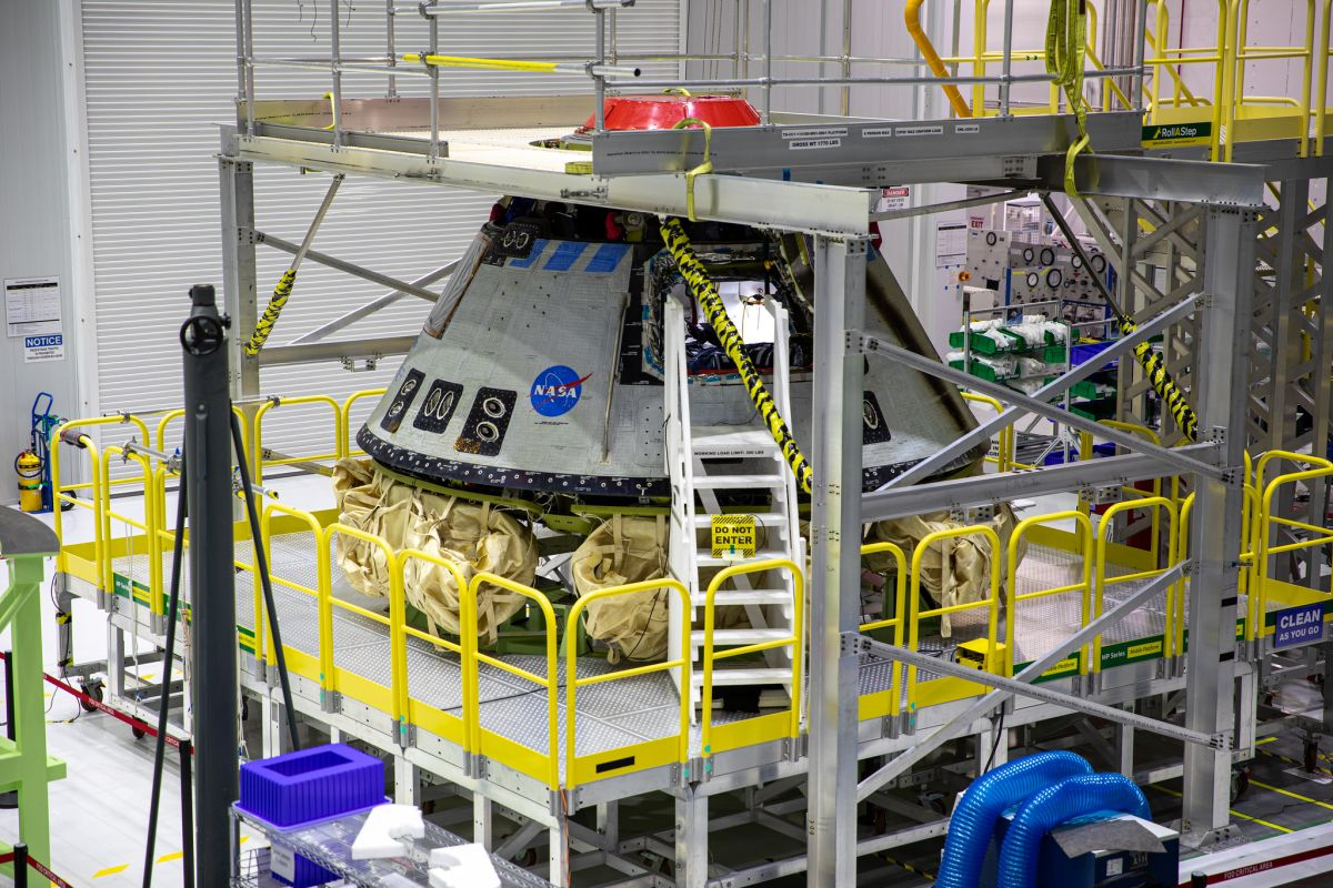 Boeing's 2nd Starliner software glitch could have led to an in-space collision