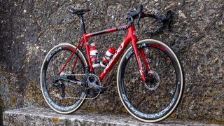 Lotto Soudal Ridley bikes