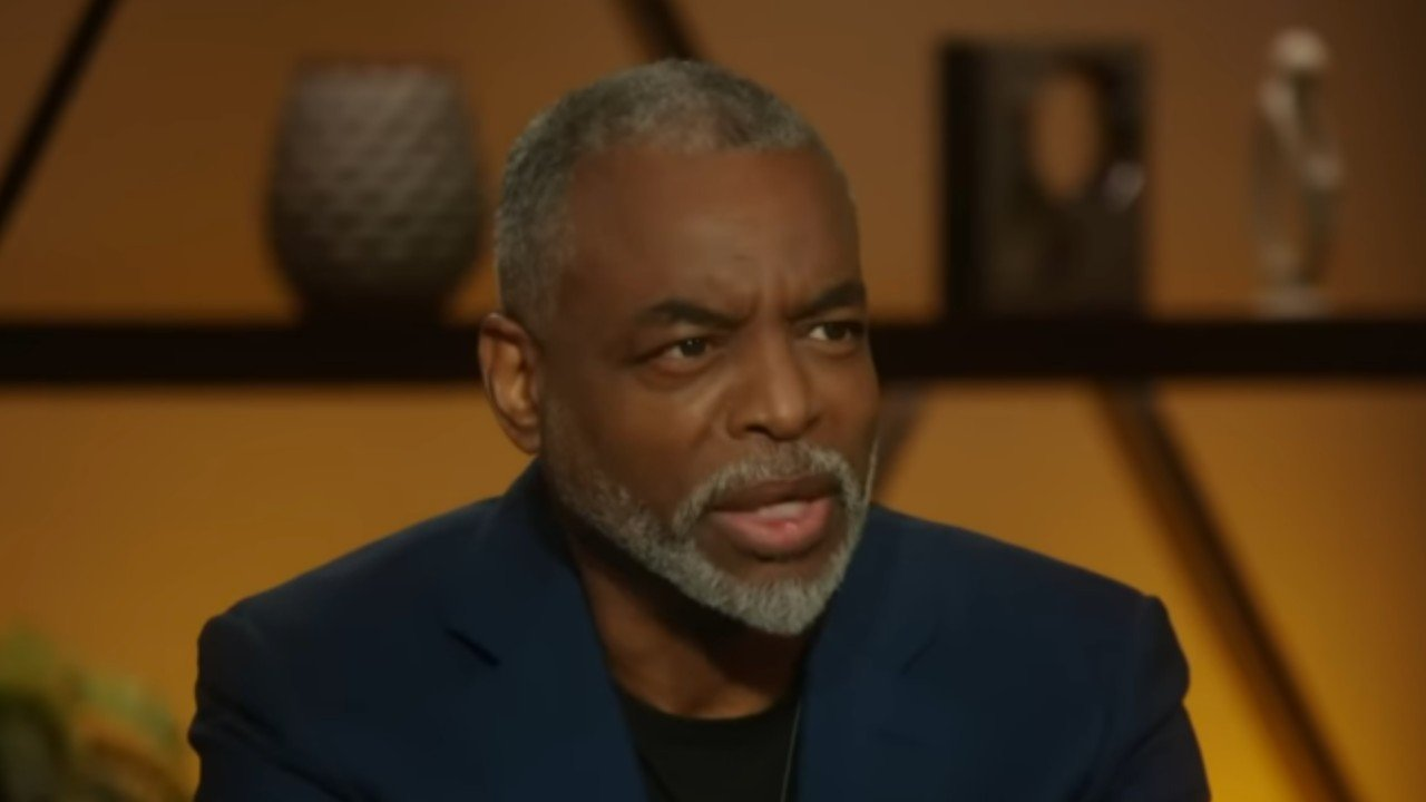 LeVar Burton Has A+ Goal After Jeopardy Dashed Hopes Of Hosting