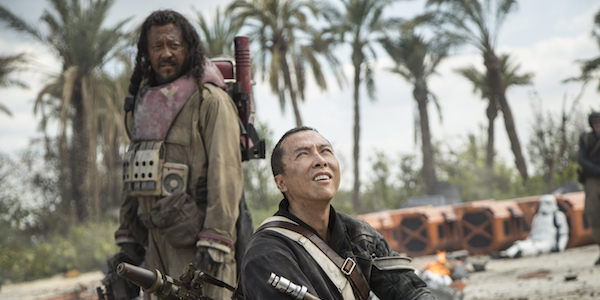 Rogue One Chirrut and Baze
