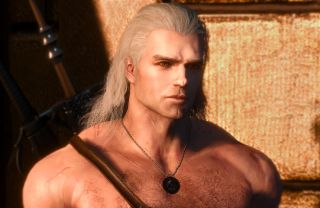 The Witcher 3 mod - Henry Cavill