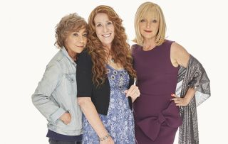 Girlfriends star Phyllis Logan: 'Maybe people are discovering that women over 50 are still interesting'