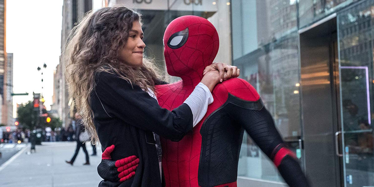 Excelsior, Spider-Man: Far From Home's DVD And Blu-Ray Sales Are No Joke
