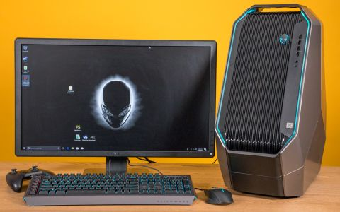 Alienware Area 51 (2018) Review: Serious Power for Serious Gamers