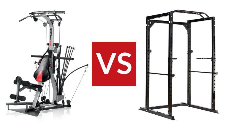 multi-gym vs power rack