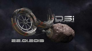 Deep Space Industries to Mine Asteroids
