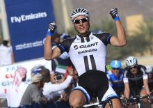 Marcel Kittel (Giant Shimano) powers to another win