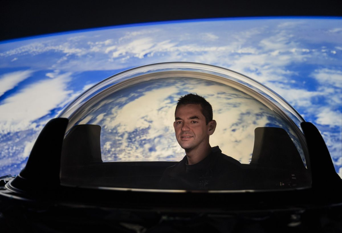 The private Inspiration4 astronauts on SpaceX's Dragon may have an epic view … from the toilet