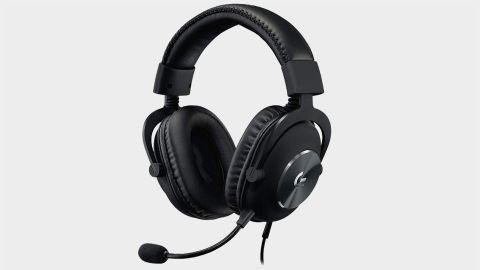 Logitech G Pro X gaming headset front