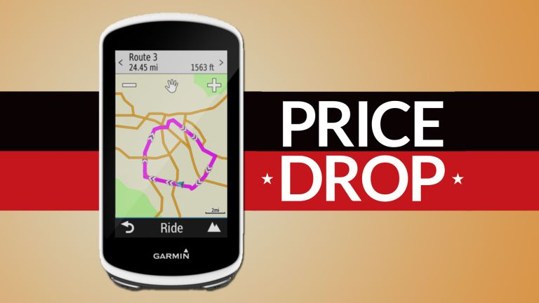 Garmin Edge 1030 GPS Bike Computer deal