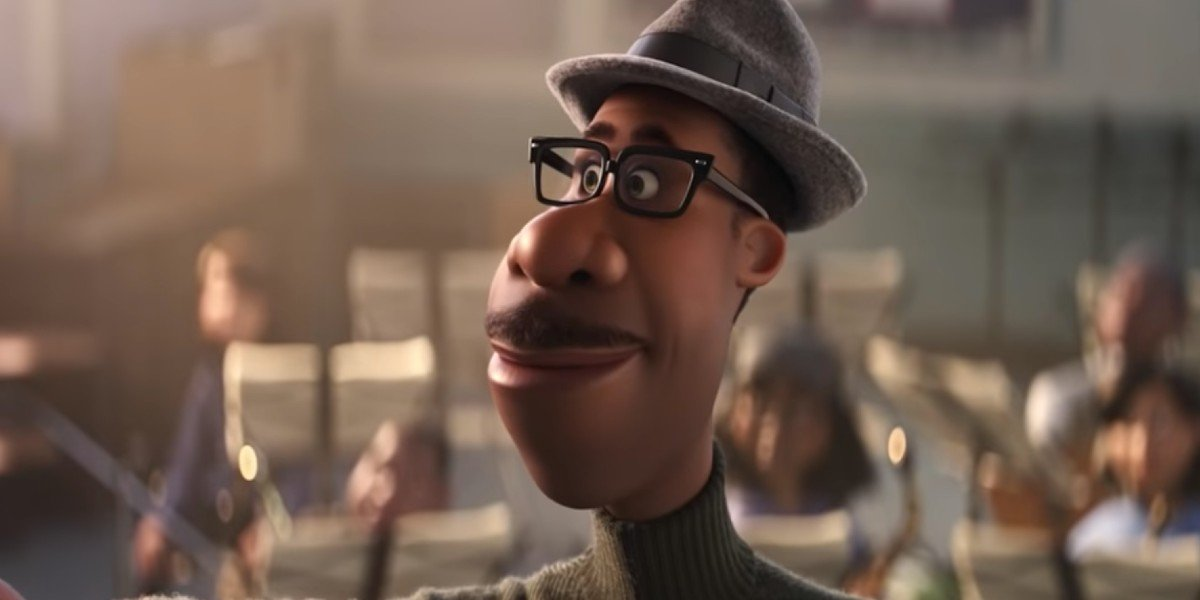Jamie Foxx's character in Pixar's Soul