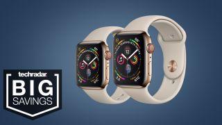 Apple Watch deals price apple watch 5