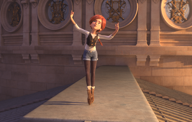 Ballerina | Film review - An animated adventure with plenty of pep
